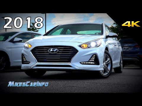 2018 Hyundai Sonata Limited - Ultimate In-Depth Look in 4K