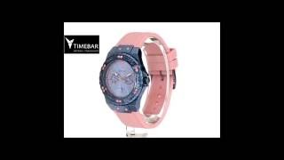 видео женские спортивные часы на Timebar