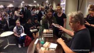Boektour Thomas Acda - Onderweg met Roadie: Boekhandel Donner