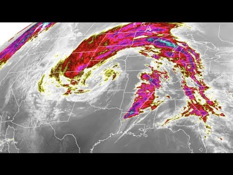 Disaster Evidence, Major Blizzard, Cosmic Radiation Study | S0 News Mar.14.2019