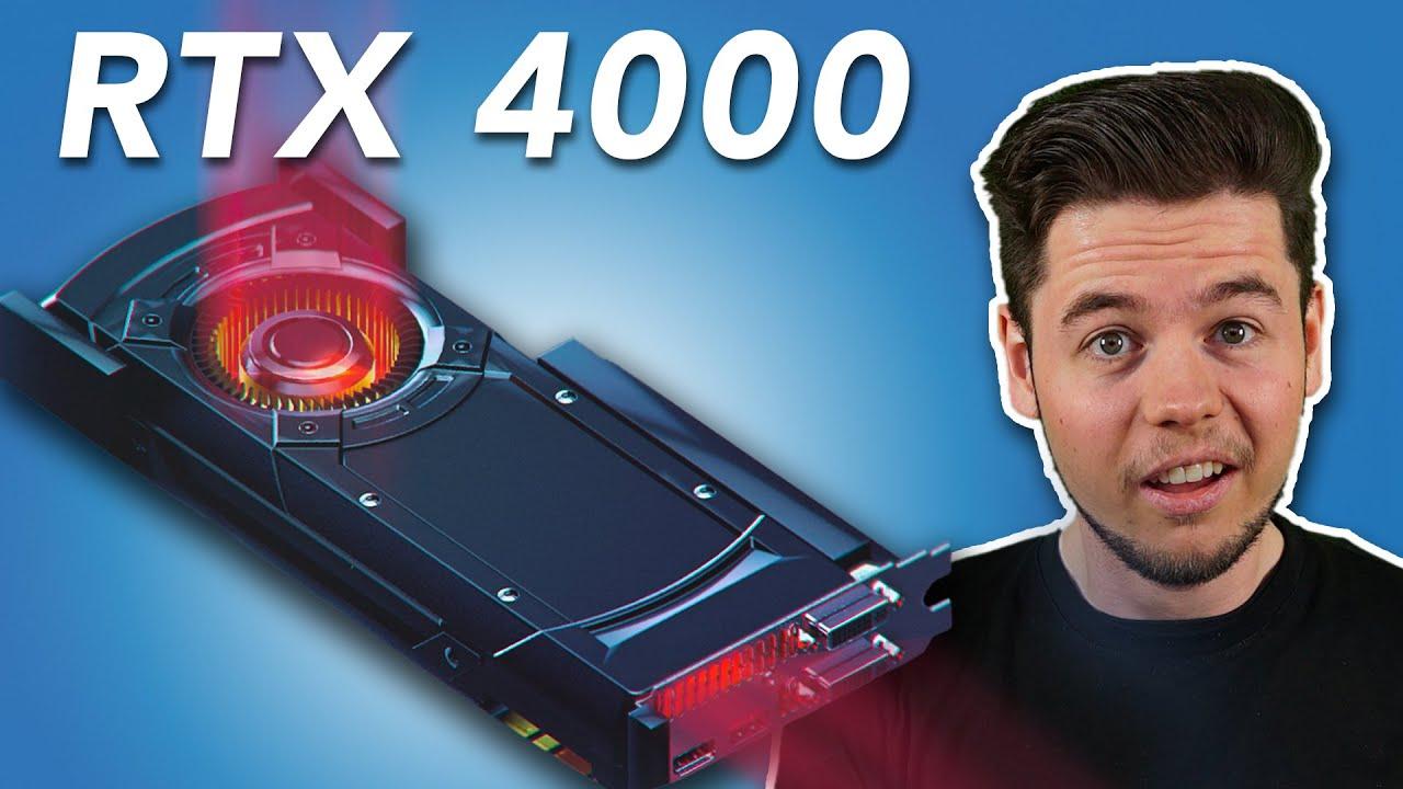 RTX 4080 - So krass wird die neue Nvidia-Generation - Gerüchte