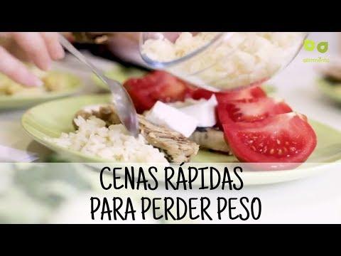 Cenas para adelgazar: Recetas fáciles y rápidas para perder peso
