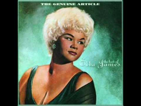 Etta James - The Man I Love - YouTube