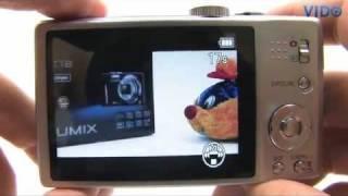 знакомство с фотоаппаратом Panasonic Lumix DMC-TZ18