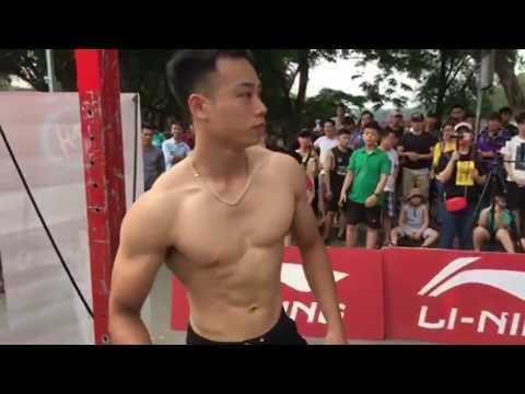 VNSwCF - Giải Street workout BASICS 2018
