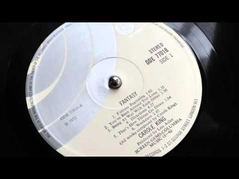 Carole King - Weekdays (lp 'Fantasy' Ode Records 1973)