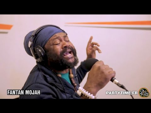 FANTAN MOJAH - Freestyle at Party Time radio show - 04 DEC 2016 mp3