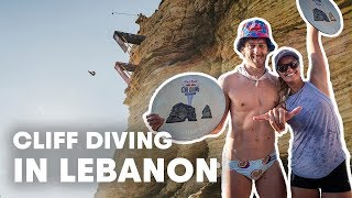 Breathtaking Cliff Diving in Beirut | Red Bull Cliff Diving World Series 2019