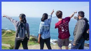 Hiking along the Pacific Ocean | Things to do in Taiwan | Indian Travel Blogger | Second Breakfast
