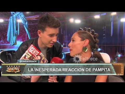 La reacción de Pampita al ver la polémica foto de Natalia Oreiro en una revista