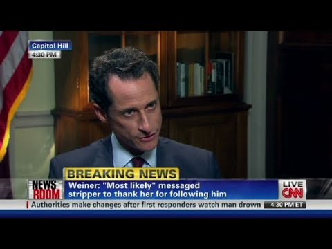 CNN: Anthony Weiner comments on Twitter photo