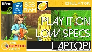 How to get higher fps in citra with lower resolution citra 3ds