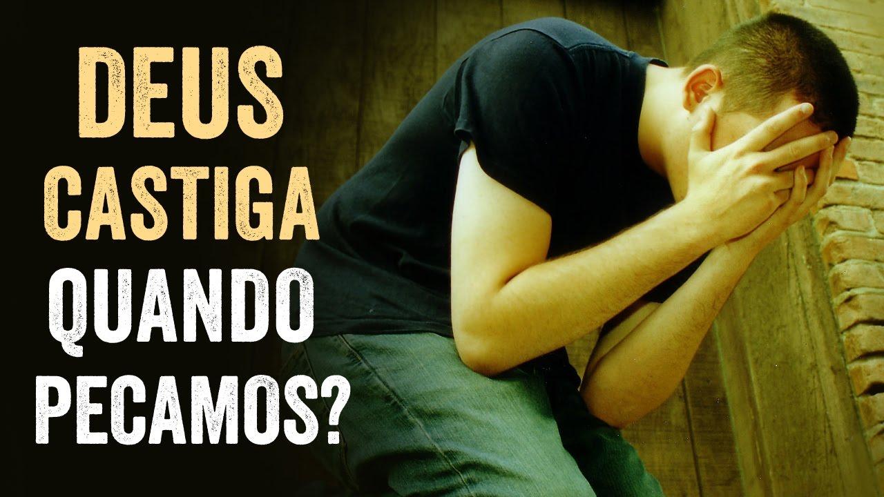 Deus castiga quando cometemos pecado? - (Ao Vivo)