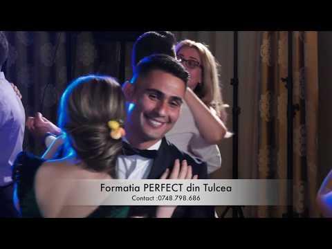 ❇ Formatia PERFECT Din Tulcea-Colaj Live Nunta Viorel & Roxana ❇ Medgidia ☎0748.798.686