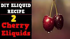 Database Recipe Liquid E