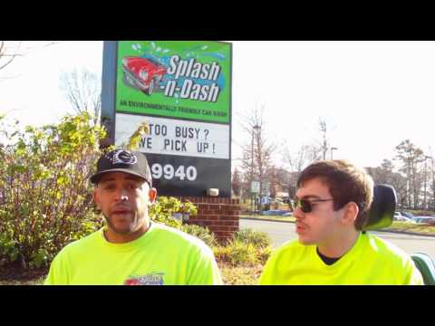Intro To Splash-n-Dash With Cool Squared (our Friend Jim)
