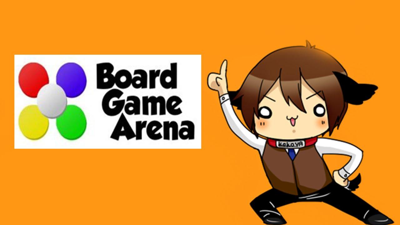 【TechKoya】桌遊系列-BGA網站介紹&教學 - YouTube