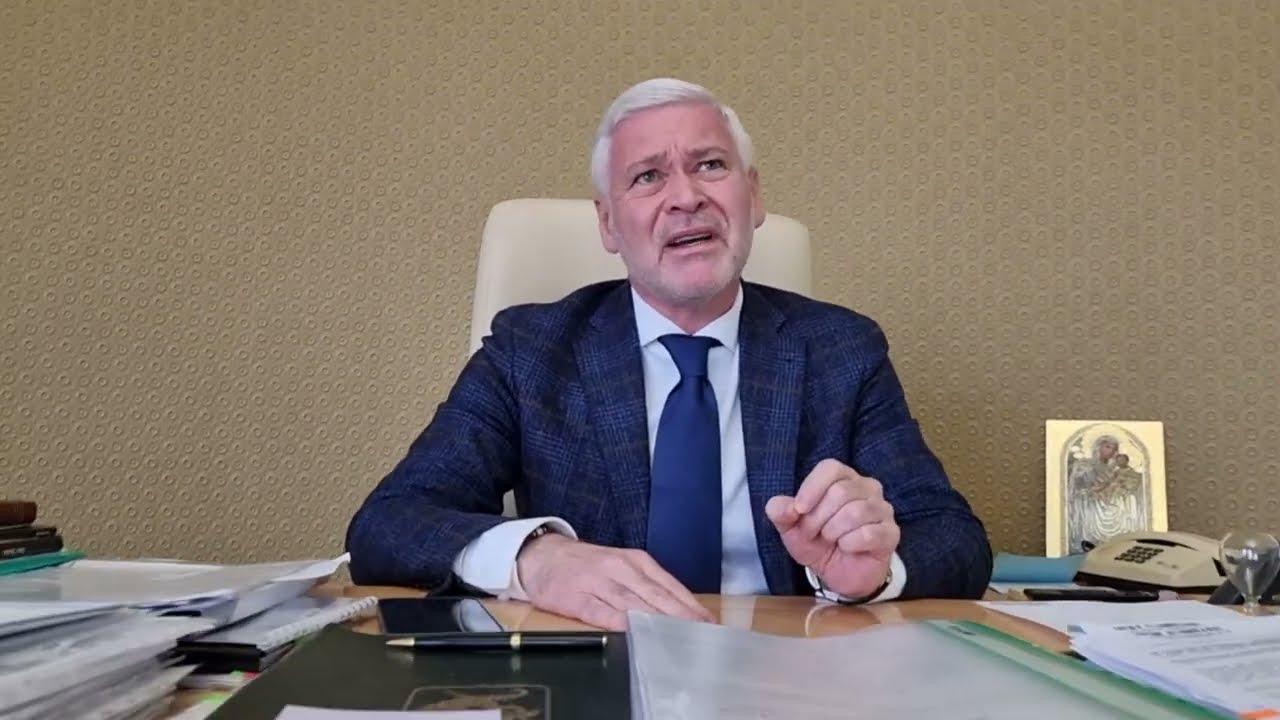 Терехов теряет контроль над собой и Харьковом!