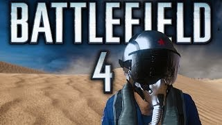 Battlefield 4 Funny Moments Gameplay! #21 (Jet Troll, Campers, Dirt Bike Launch Fail and More!)