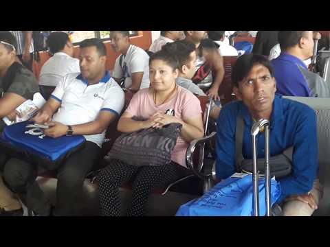 Tribhuban International Airport, Kathmandu,Nepal