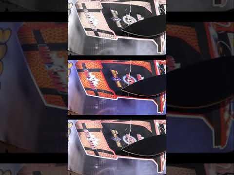 NBA Jam Arcade1up Game Box Cut #shorts from SLO SMASH'N