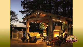 Hinsdale Outdoor Cabana | Hinsdale Outdoor Pergola Designs