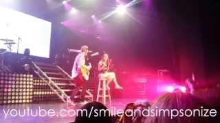Angel (Cody Simpson) at Club Nokia - June 14, 2013