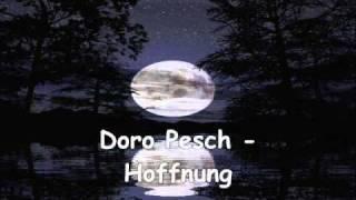 Doro Pesch - Hoffnung