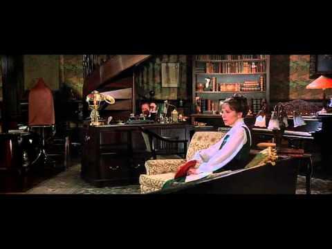 """The Rain in Spain"" – Rex Harrison, Wilfrid Hyde-White and Audrey Hepburn, 1964"