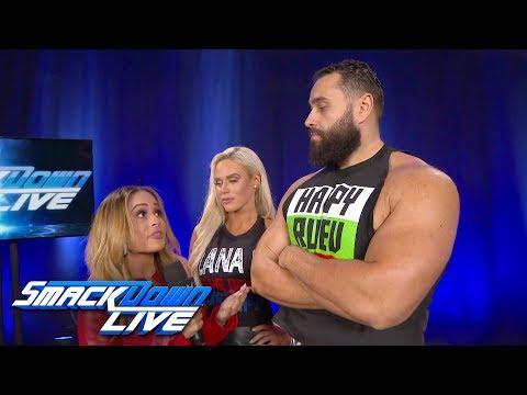 Rusev promises to feast on Shinsuke Nakamura: SmackDown LIVE, Dec. 4, 2018