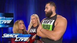 cutting edge with charlotte flair and becky linch