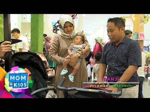 KEREN! Narji Bawa Pasukan Kawal Istri Beli Kereta Bayi - Mom & Kids (13/10)