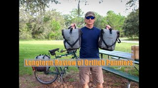 Ortlieb Panniers and Tubus Rack - Longterm Review
