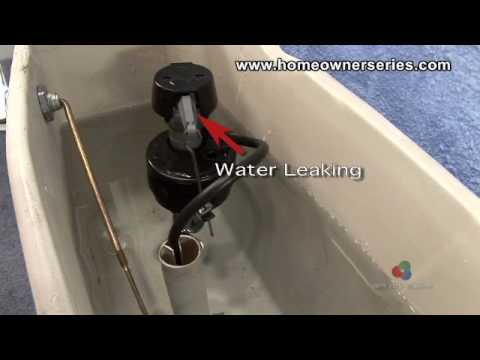 Toilet Internal Leaking Youtube
