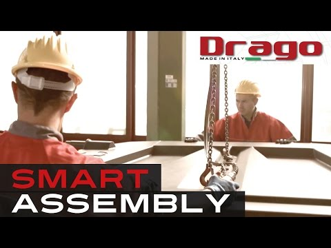 Tipper body smart assembly - DRAGO