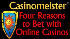 Four Reasons to Bet with Online Casinos (Gamble Online)