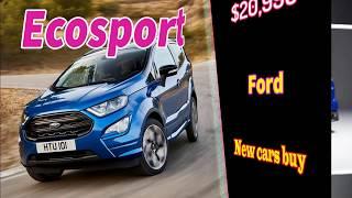 2021 ford ecosport st | 2021 ford ecosport india | 2021 ford ecosport titanium philippines