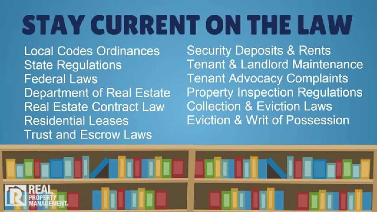 How to Avoid Legal Problems in Rental Property -