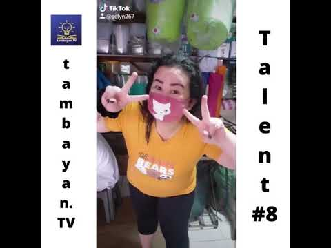 Tambayan TV Got Talent I Edlyn Aguirre
