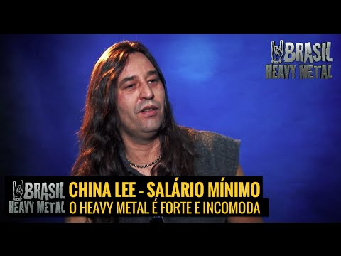 BRASIL HEAVY METAL  CHINA LEE