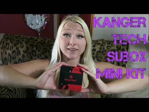 KangerTech SUBOX Mini Kit! | TiaVapes Review