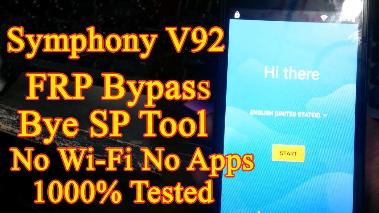 Symphony v92 root - updated August 2019