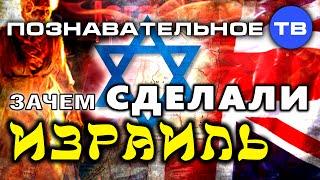 Зачем сделали Израиль? (Познавательное ТВ, Андрей Паршев)