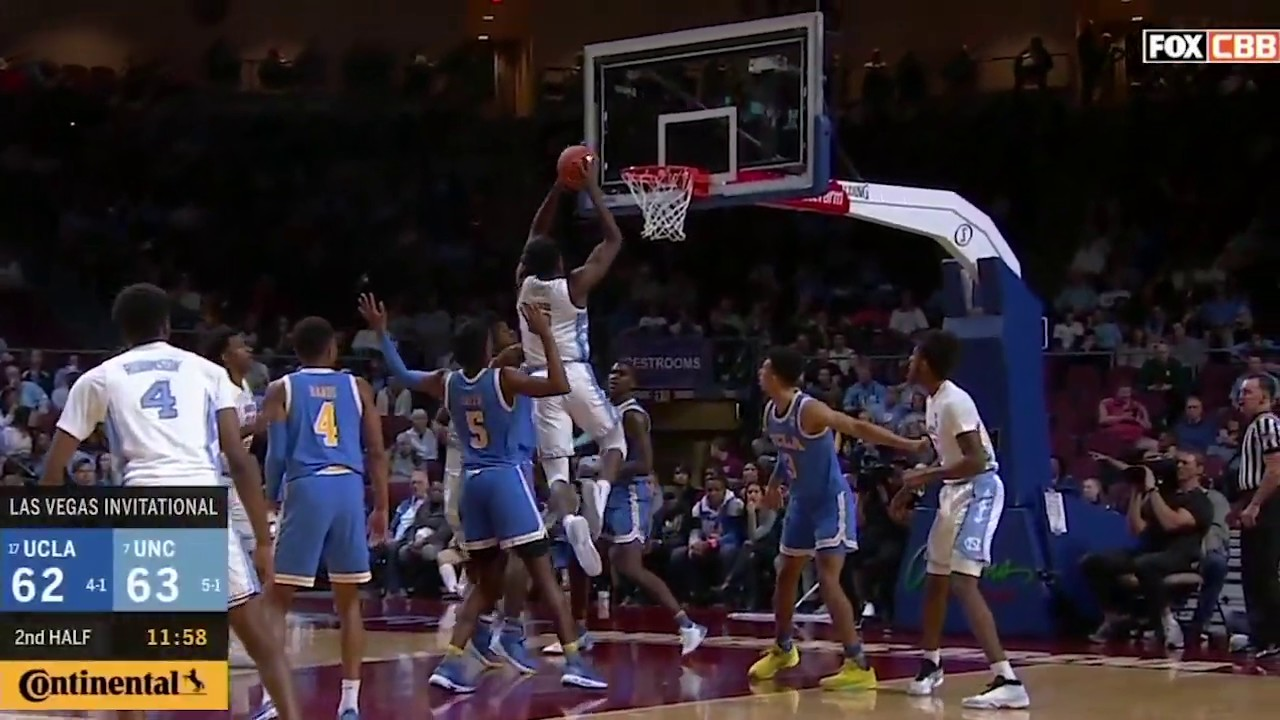 UNC vs UCLA: Three Things Learned - Tar Heel Blog