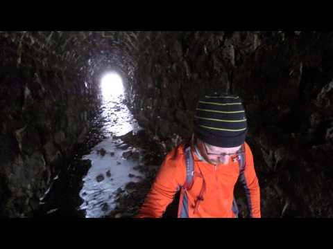 Water Tunnel in Palmer Taylor Preserve.