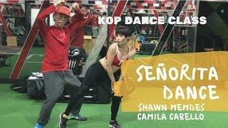 【Kop Dance Class】Señorita (couple dance choreography)