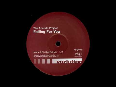 The Ananda Project – Falling For You (G-Pal New York Vocal Mix) [HD]