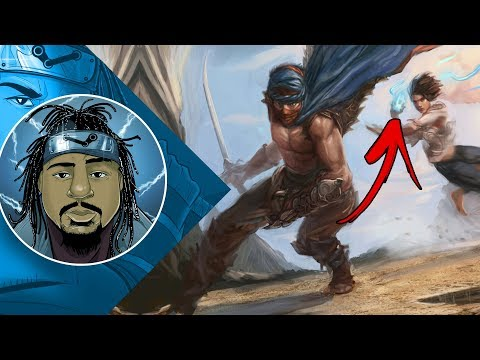 Black Guys Troll The Prince Of Persia