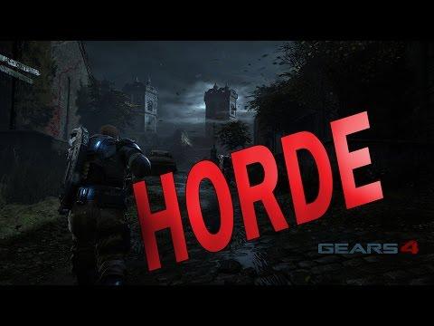 "Gears of War 4 Feral Horde   ""Sniper"""