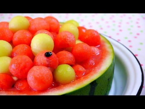 Watermelon & melon